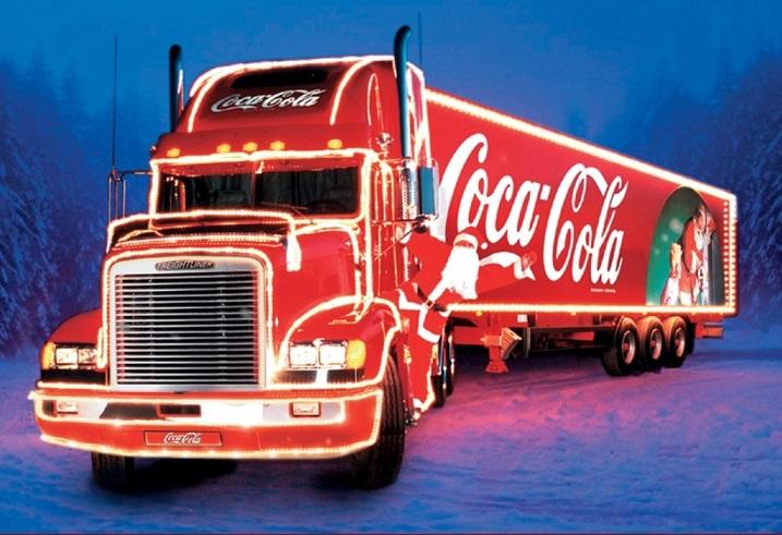 Christmas-truck-wallpaper