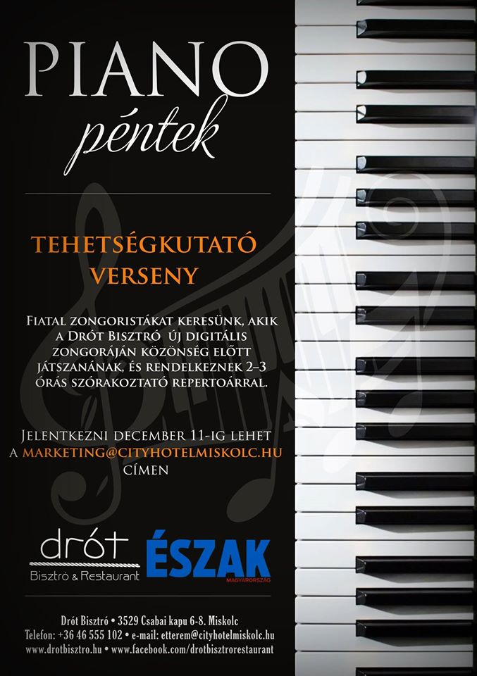 piano pentek tehetsegkutato